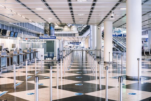 No Passengers_Lockdown MUC