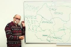 Z Mělníka na Jadran po svých. Učitel tělocviku si chce splnit dávný sen