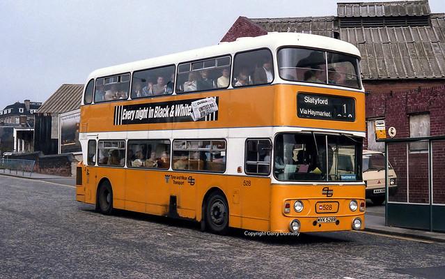 Tyne & Wear PTE 528 MVK 528R