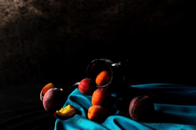 Abricots renversés