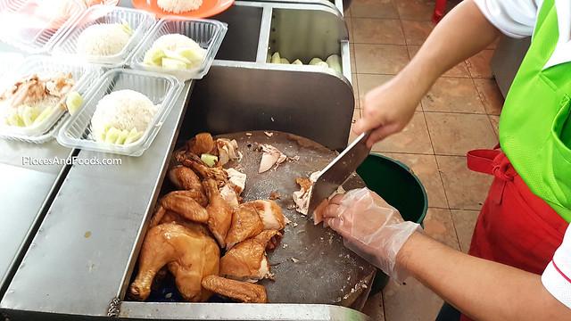 restoran wilson chicken rice melaka review