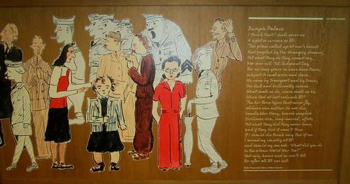 Bumph Palace Exhibit, Bletchley Park