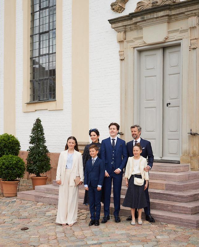 Confirmatie Prins Christian van Denemarken (2021)