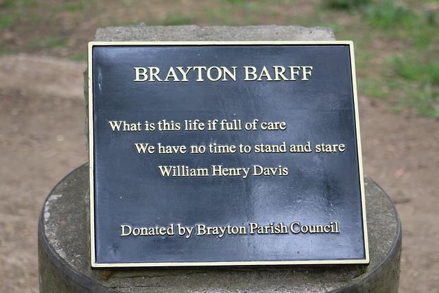 Brayton Barff Nature Reserve, (02/05/21) North Yorkshire, England, UK
