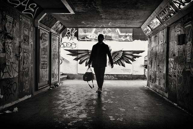 working angel