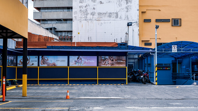 COSTA RICA in den Strassen von San José
