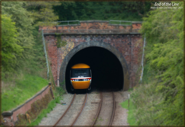 End of the Line - Midland Main Line HSTs 1982 - 2021