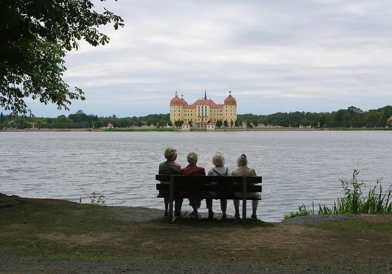 Castello di Moritzburg (D)