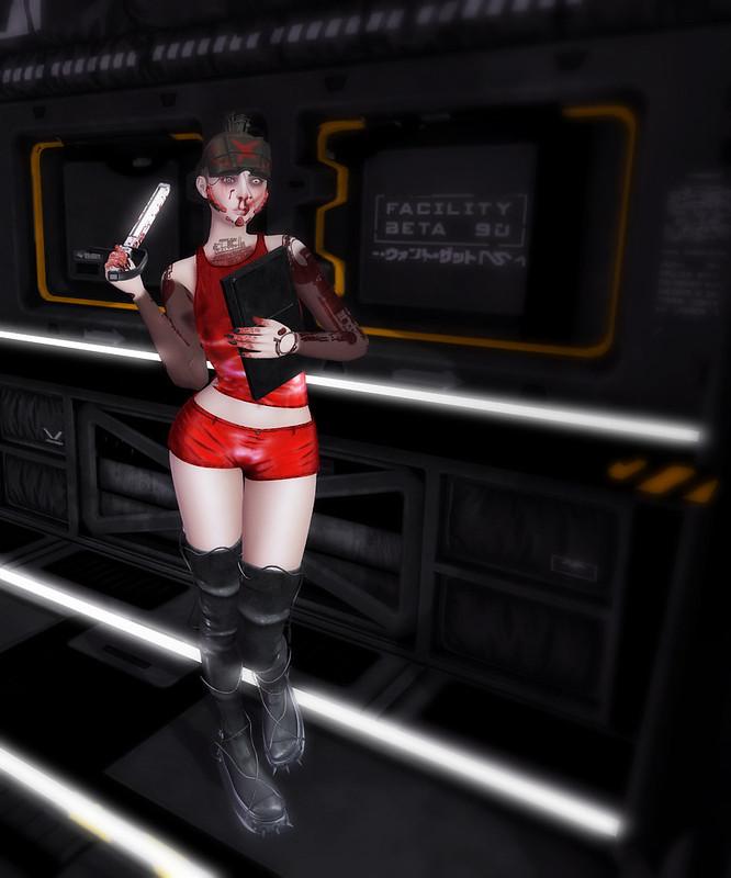 Helena Stringer - SL Syndicate - Sewer Hunt - Drill Master 1