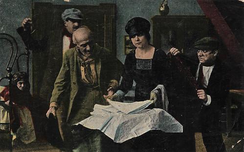 Cia Fornaroli in La Superbia (1918)