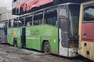 Big Green Coach, Weetslade