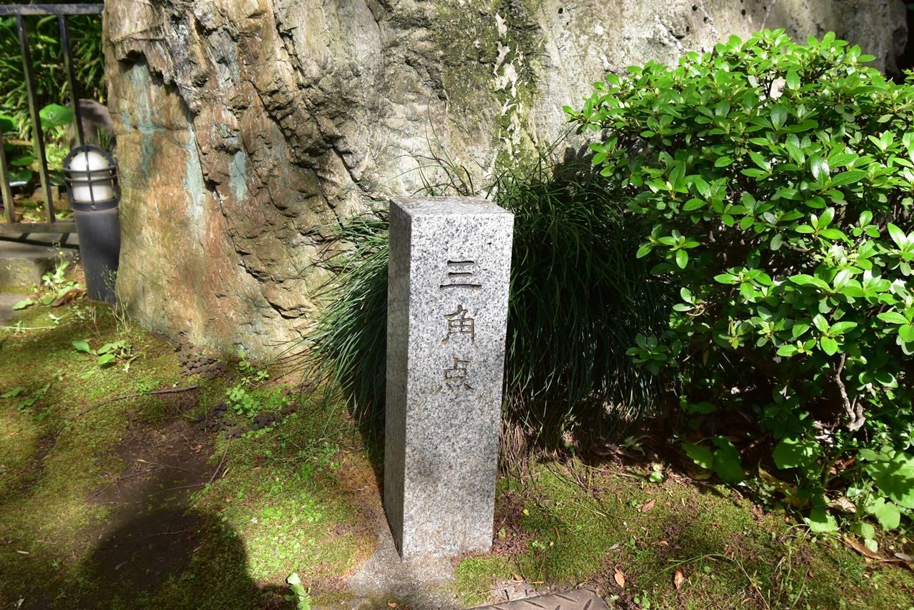 【東京港区】愛宕山・三角点