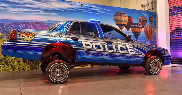 APD Youth Leader Lowrider Unveiling May 15, 2021