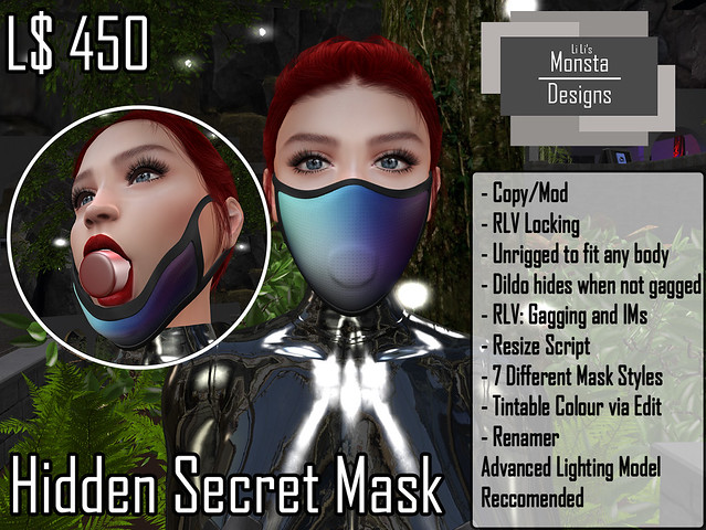 HiddenSecretMask
