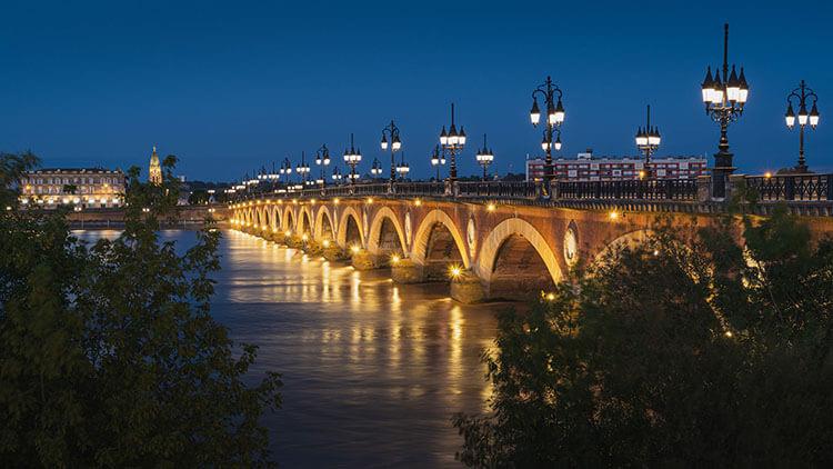 Bordeaux at France