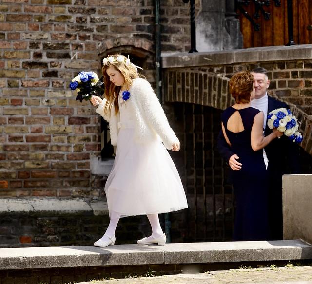 Het Bruidsmeisje