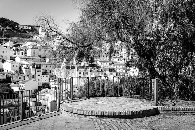 Spain - Cadiz - Setenil - Mirador del Carmen