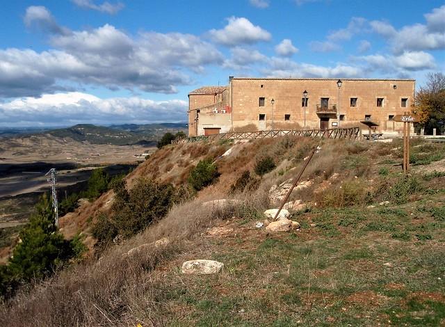 Monasterio de Monlora (Luna-Zaragoza)