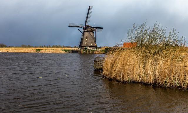Kinderdijk / Dutch heritage