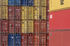 23 Shipping containers