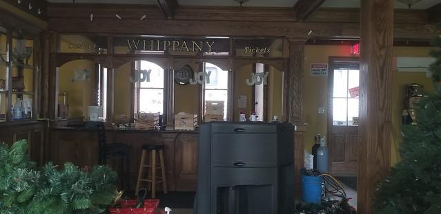 Morristown & Erie Whippany Passenger Station