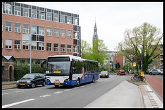 Kupers, VDL Citea LLE-120 - 379 // Veemarktstraat - Groningen // 10-05-2021