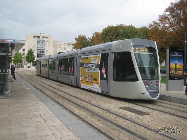Alstom Citadis TGA 302, (2011)