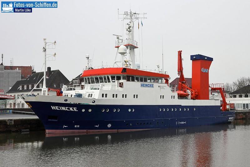 Forschungsschiffe - Research Ship