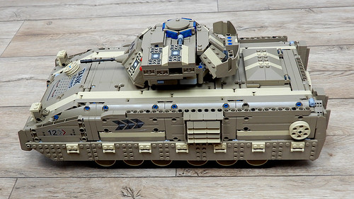 MOYU MY86001 M2A2 Tank with RC (4K)