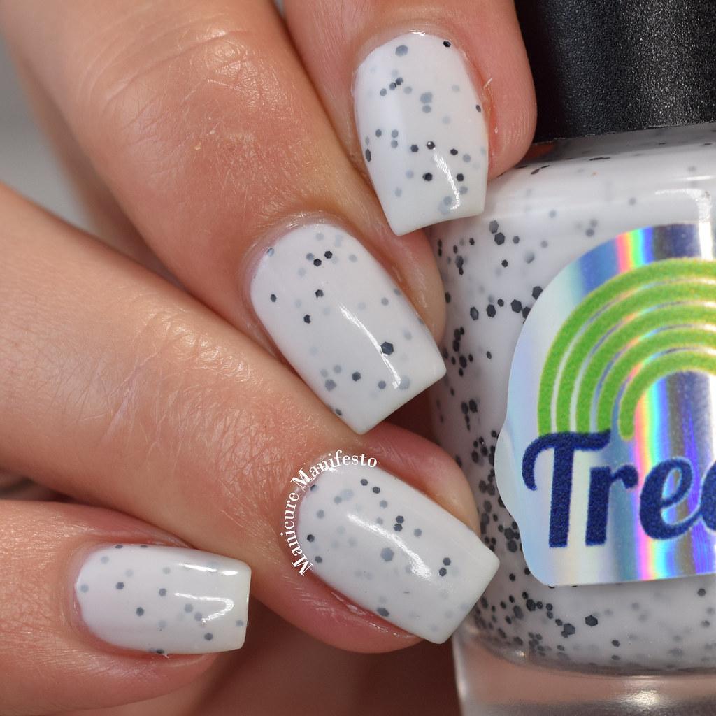 Treo Lacquer Frozen Nose review