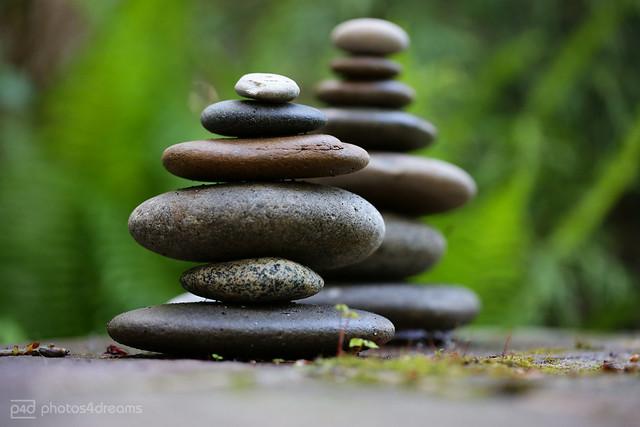 stones in my secret garden