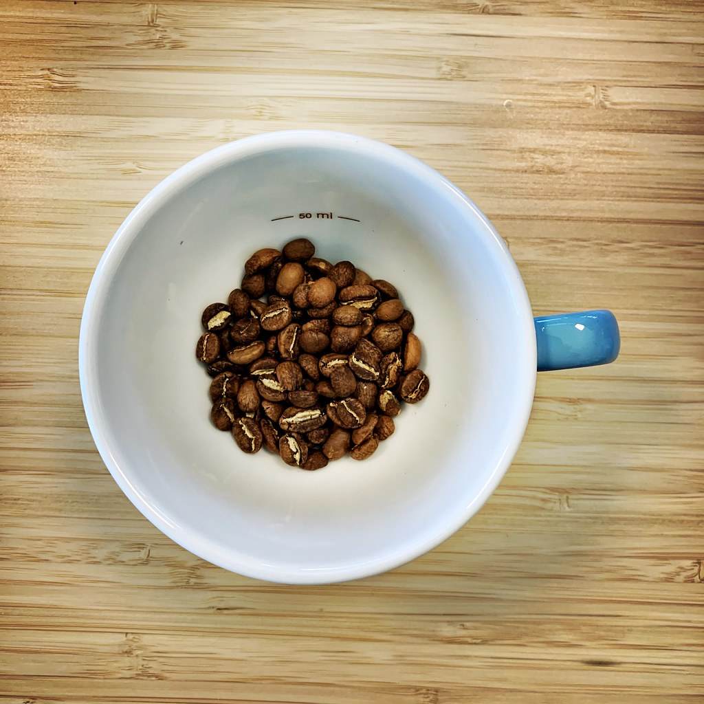Coffee Chronicles - The Beans