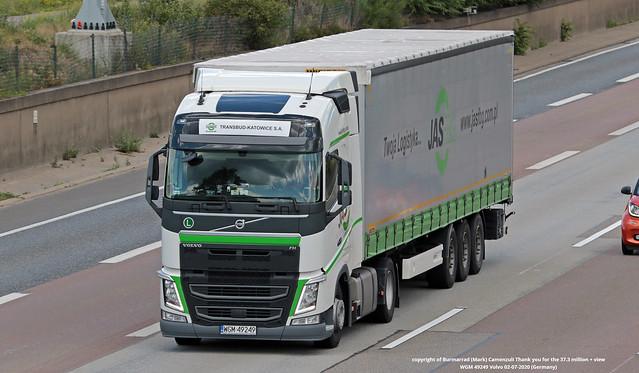WGM 49249 Volvo 02-07-2020 (Germany)