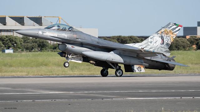 Portuguese Base Aérea Nº 11 , BA11, Beja, NTM Spottersday 06-05-2021, Portuguese F-16AM 15105.