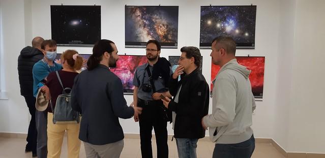 Vizuális és fotografikus észlelők találkozása - Fotó: Ágoston Zsolt