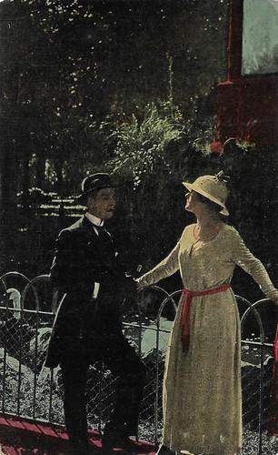 Francesca Bertini in La Superbia (1918)