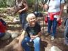 Spuntinu à l'aire de pique-nique des chasseurs et anniversaire de Michelle (c'est elle qui a fait les cadeaux !)