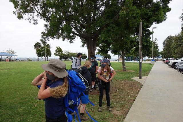 2021-05-15 Black Mountain Philmont Shakedown Hike