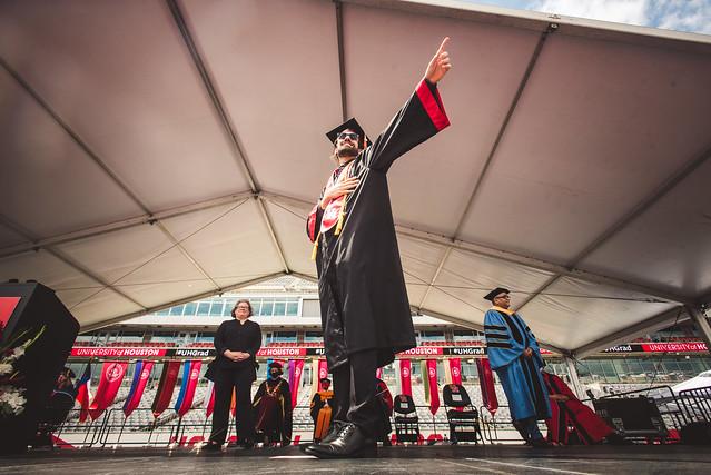 2021 University Commencement