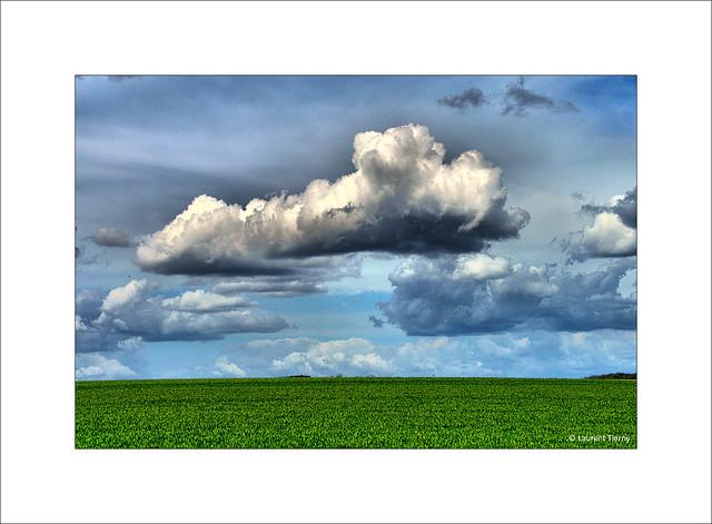 Un nuage passe...
