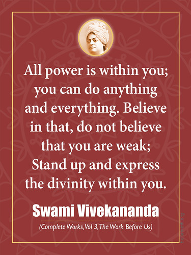 Quotation Swami Vivekananda