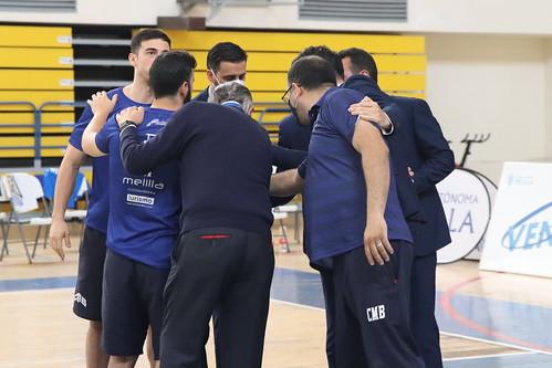 FASE 2 - JORNADA 18 (Melilla Sport Capital - ICG Força Lleida)