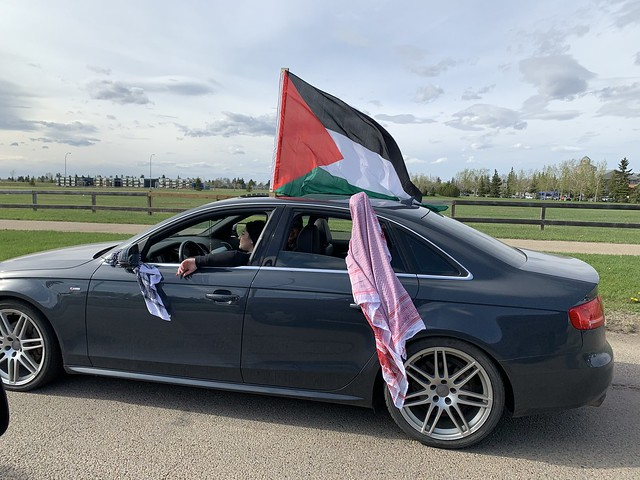 Drive For Palestine