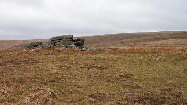 A Tor of Dartmoor 4270