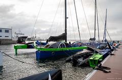 Pro sailing tour, Brest