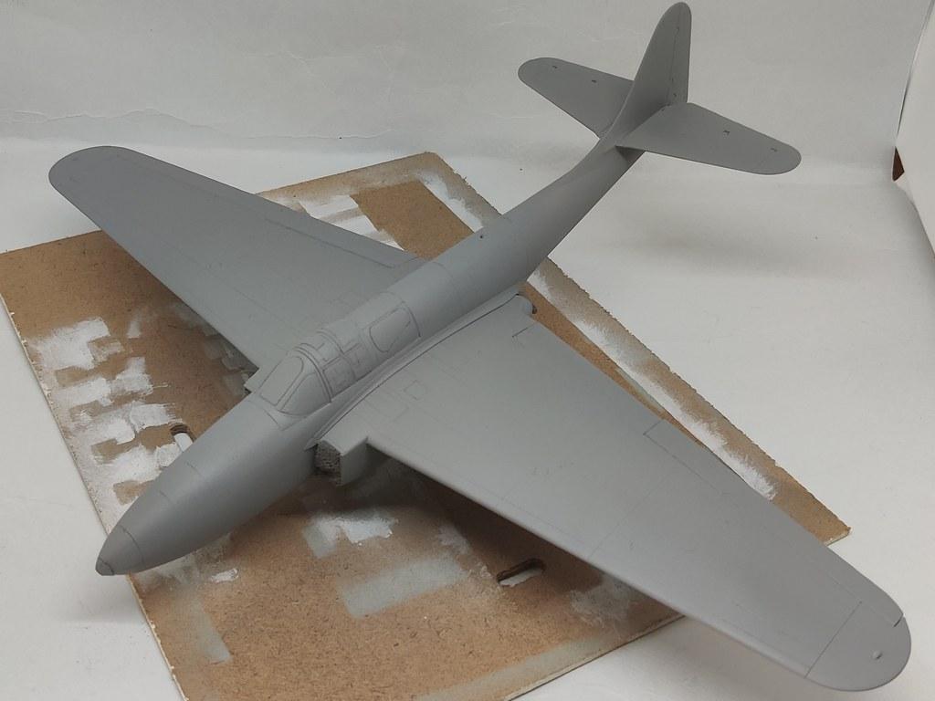 Bell YP-59 Airacomet (Hobbycraft 1:48) 51182045567_6dc7357e4b_b