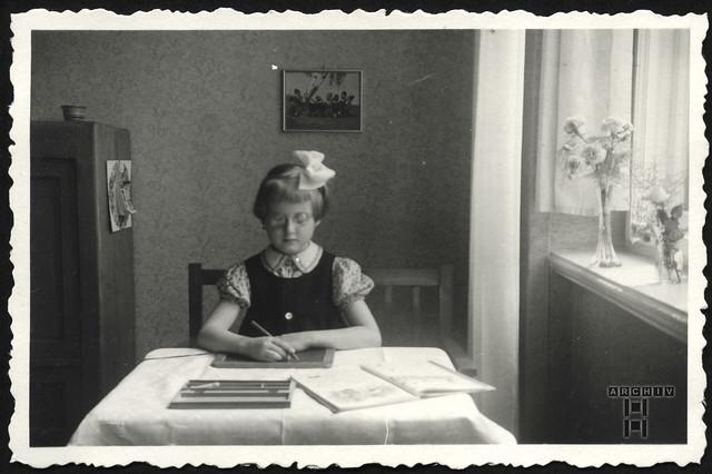 ArchivTappen233AAl3k807 Kindheit in Schlesien, 1930er