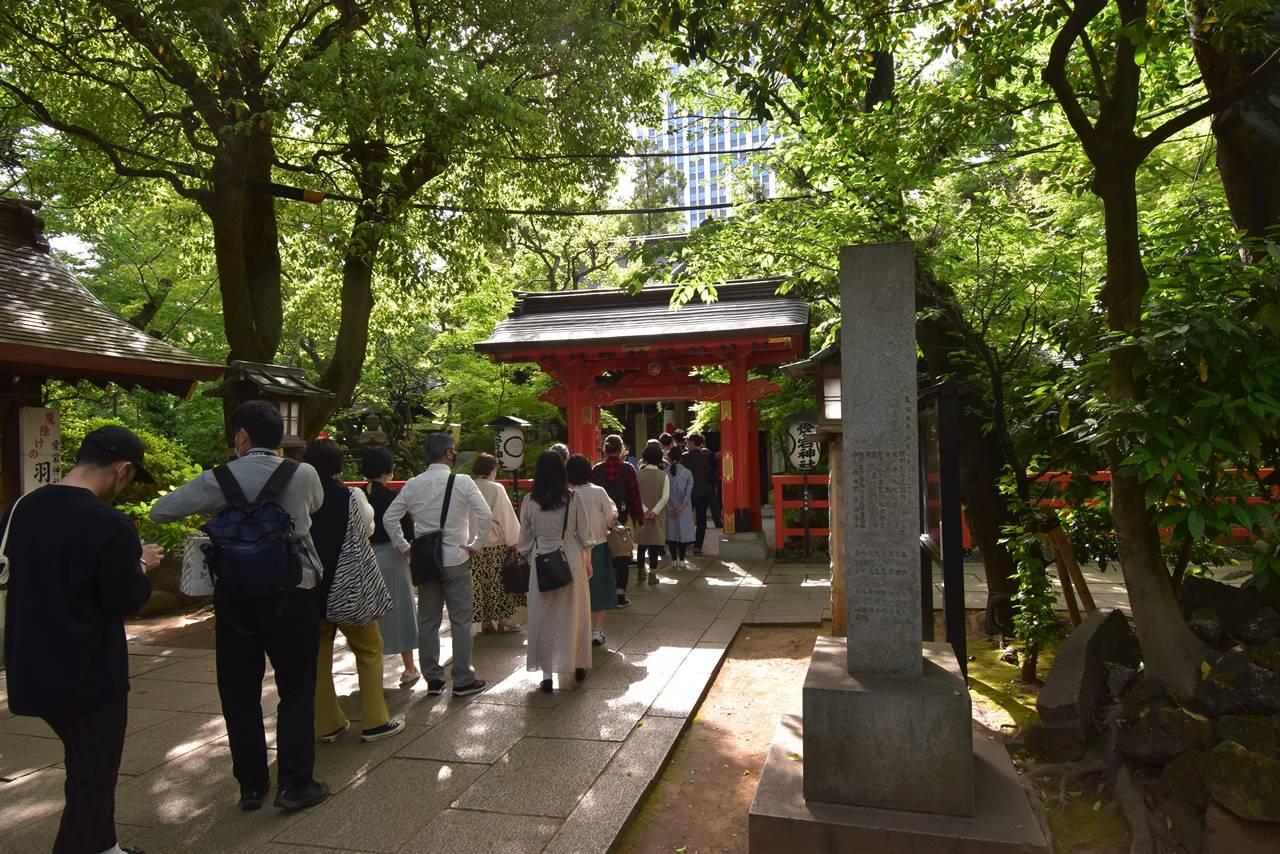 【東京港区】愛宕神社・社殿