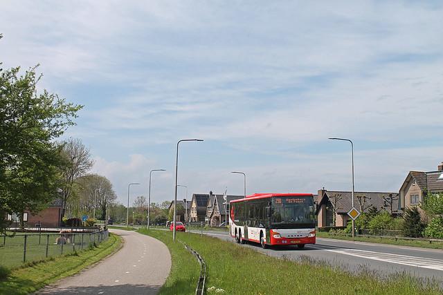 Syntus (Pouw Vervoer) 1713 - Woudenberg, Zeisterweg