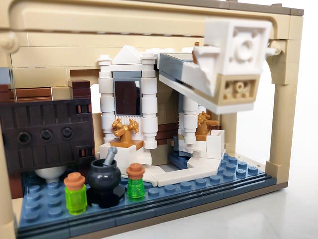 LEGO Harry Potter Hogwarts Polyjuice Potion Mistake (76386)